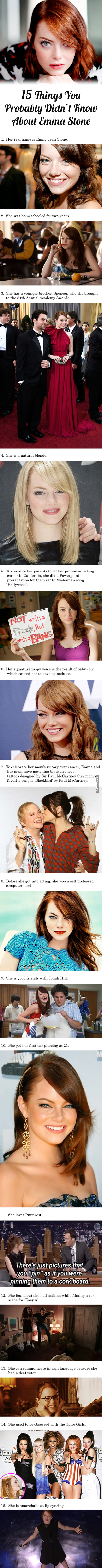 15 things you may not know about my Queen.