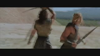 Does anyone else remember this awesome fight from this epic film?