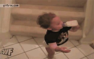 I've found the best reversed gif ever.