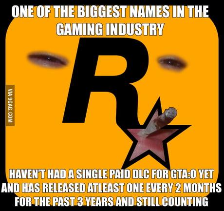 Good guy Rockstar!
