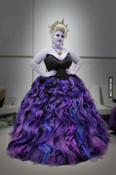 Ursula Cosplay