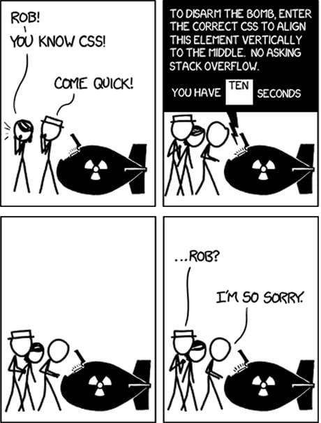 Komiks o CSS