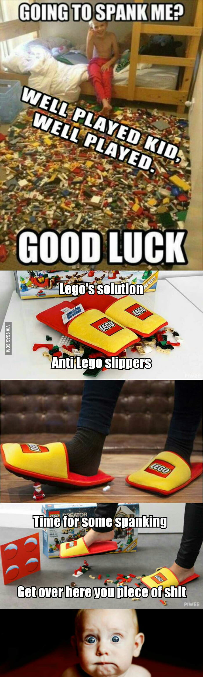 Well played Lego. Well played.
