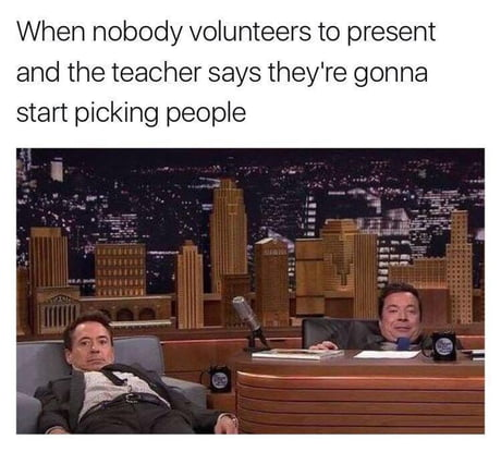 Me every time