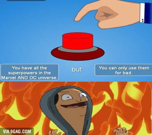 Would you press the button? - I LOVE FUNNY THINGS