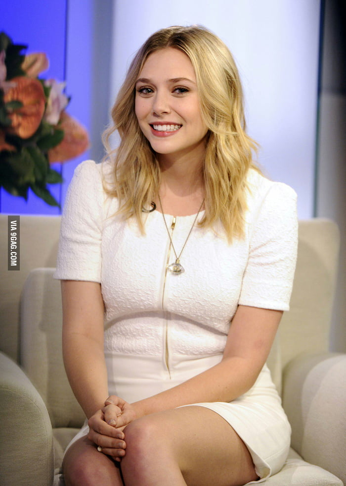Elizabeth Olsen is extremely beautiful