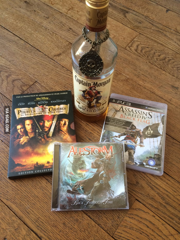 My pirate starter pack, what do you lads think ?