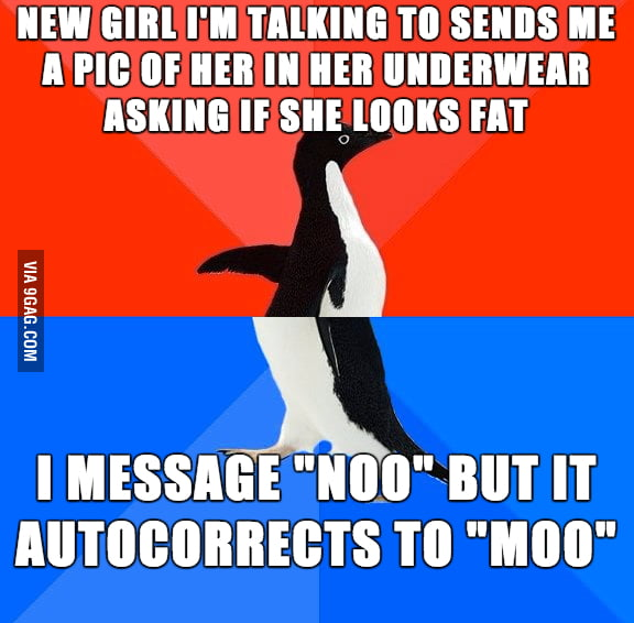 Duck you autocorrect