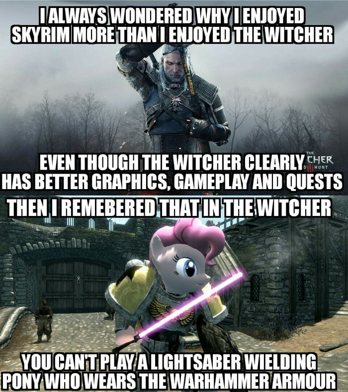 Both games are really great in my opinion