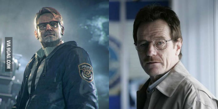 After playing Arkham Knight, I really want to see Bryan Cranston as Jim Gordon.