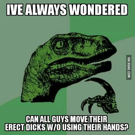 I've always wondered...