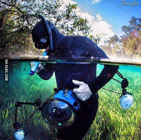 This is lifestraw! It can make 1000 liters of safe drinking water and removes 99.9% of waterborne bacteria! Why isn't this more hyped!?