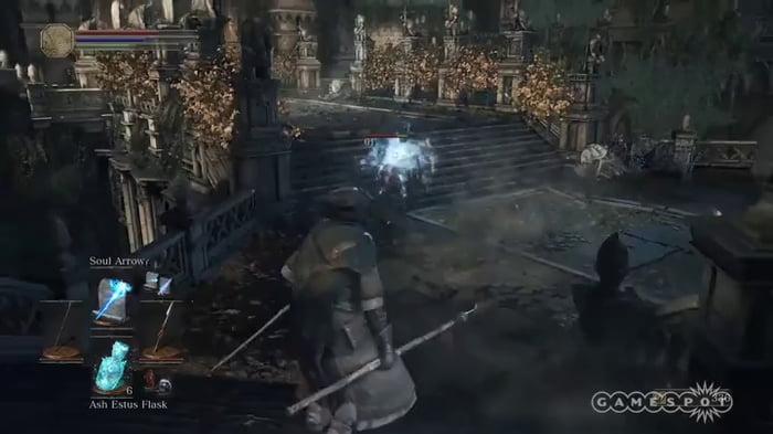 The Academy Assassin class in Dark Souls 3