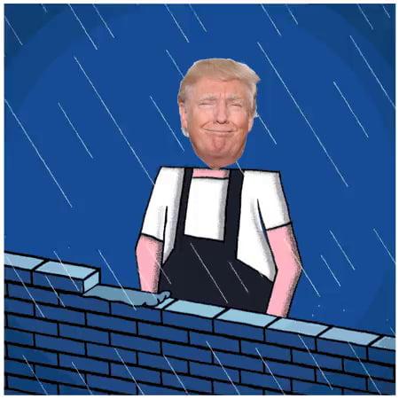 Trump right now...