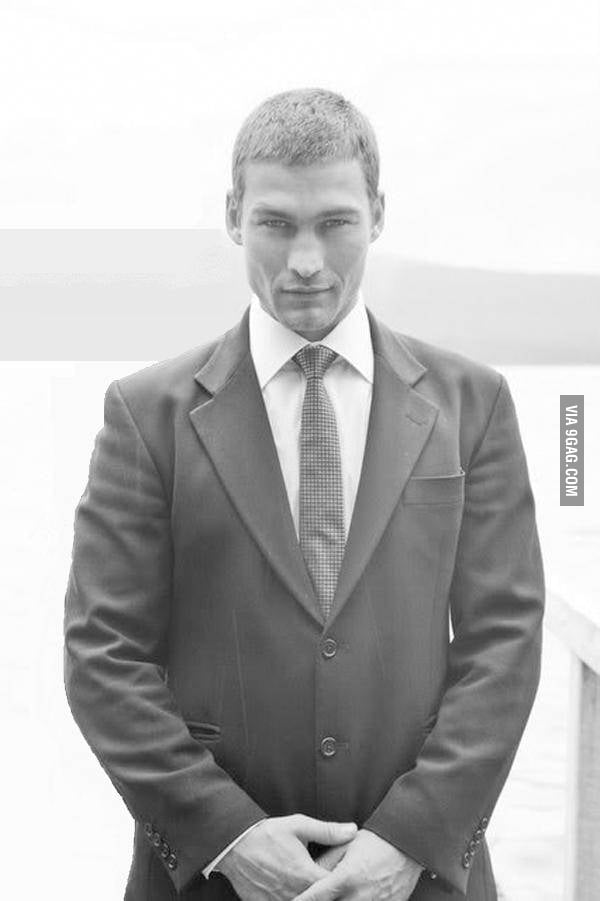 Do you know this young stud? Sir Patrick Stewart