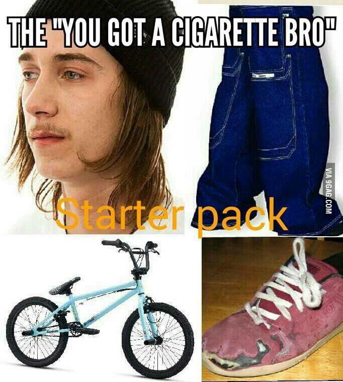 Cigarette Bro