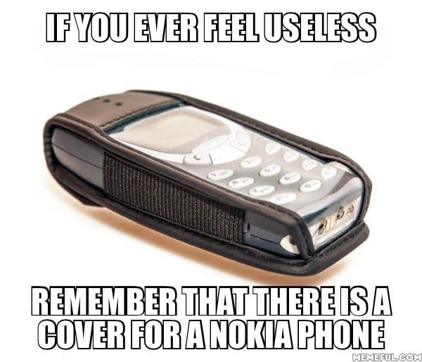 If you ever feel useless...