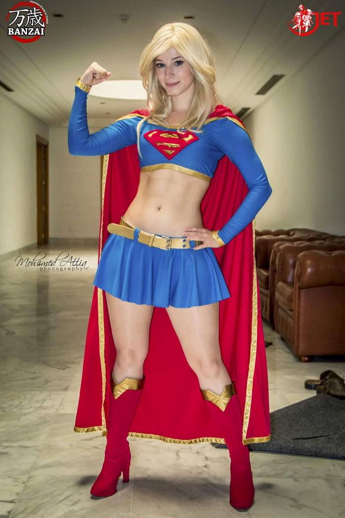 Supergirl, by Enji Night