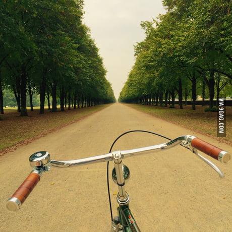 Daily way to university :) Hanover, Germany