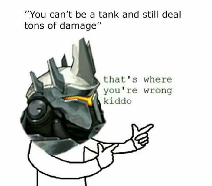 "Overwatch ""Tanks"""
