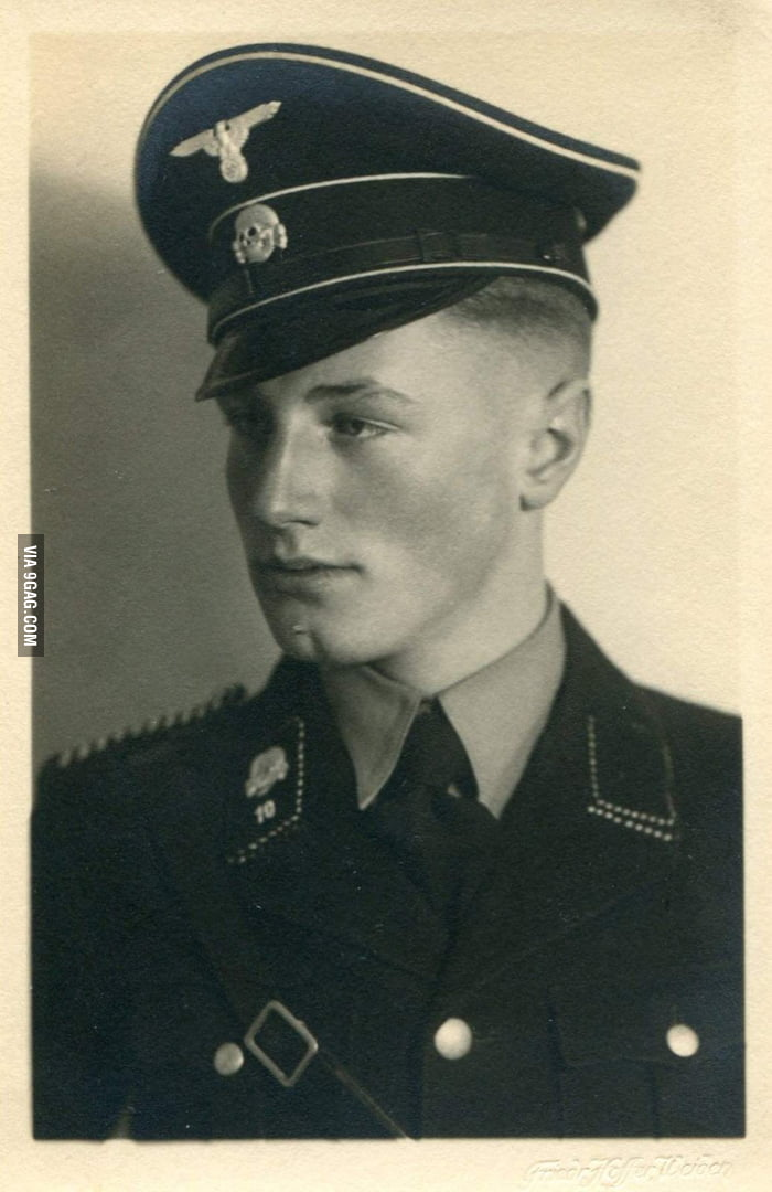 My Grandpa, back in the day (I'm from Germany btw, and also German)