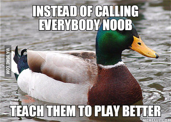 To every online game player