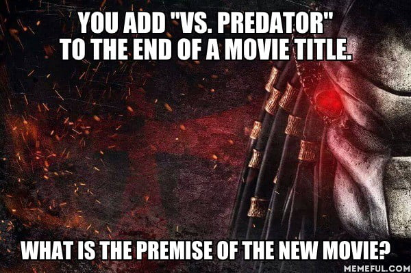 Freddy vs. Jason vs. Predator