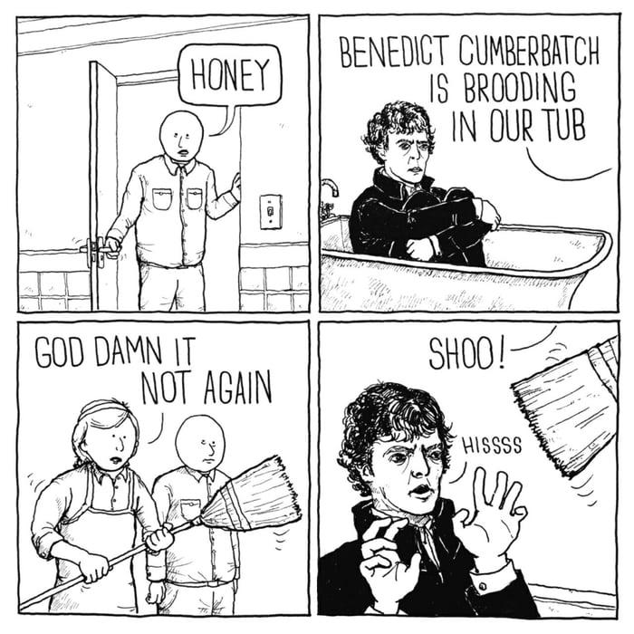 Benediction cumbersome