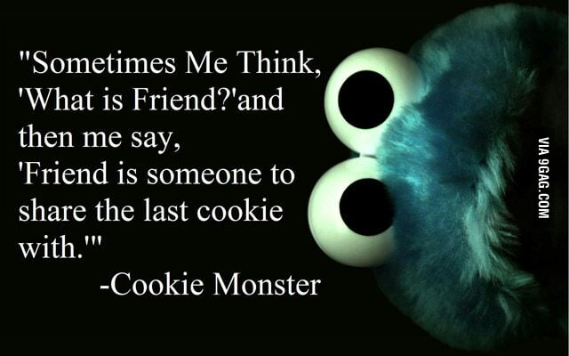 Cookie quote