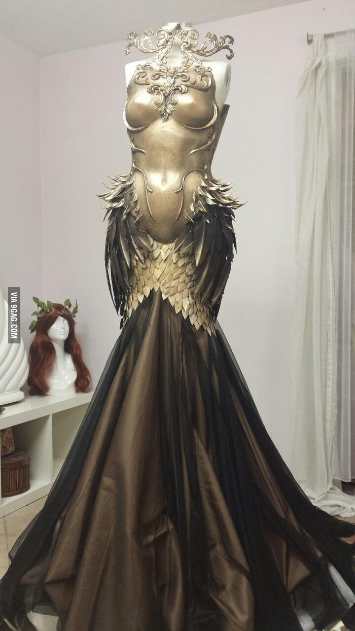Dress of the Phoenix