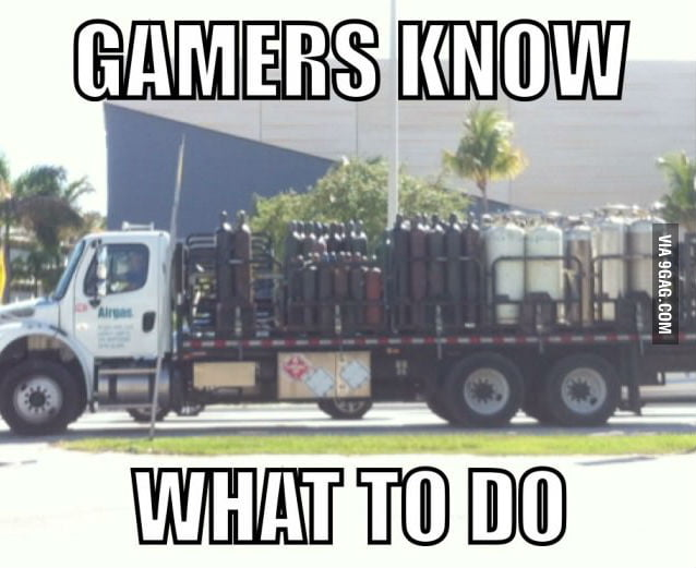 Gamers know