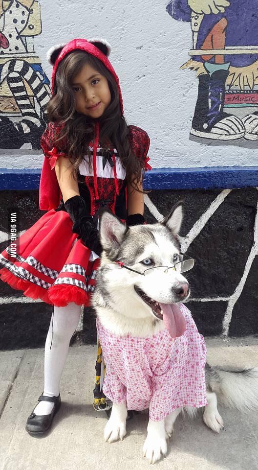 Badass costume