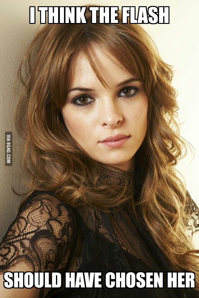 This is Danielle Panabaker.