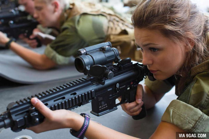 Norway has introduced compulsory military service for women