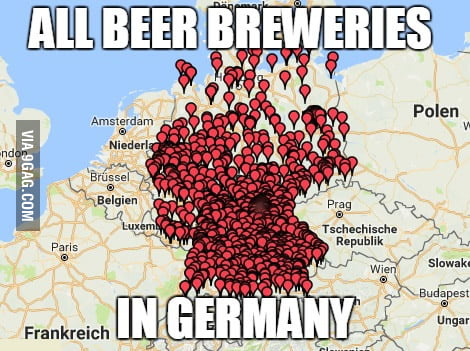 Beer is peace - beer is love!