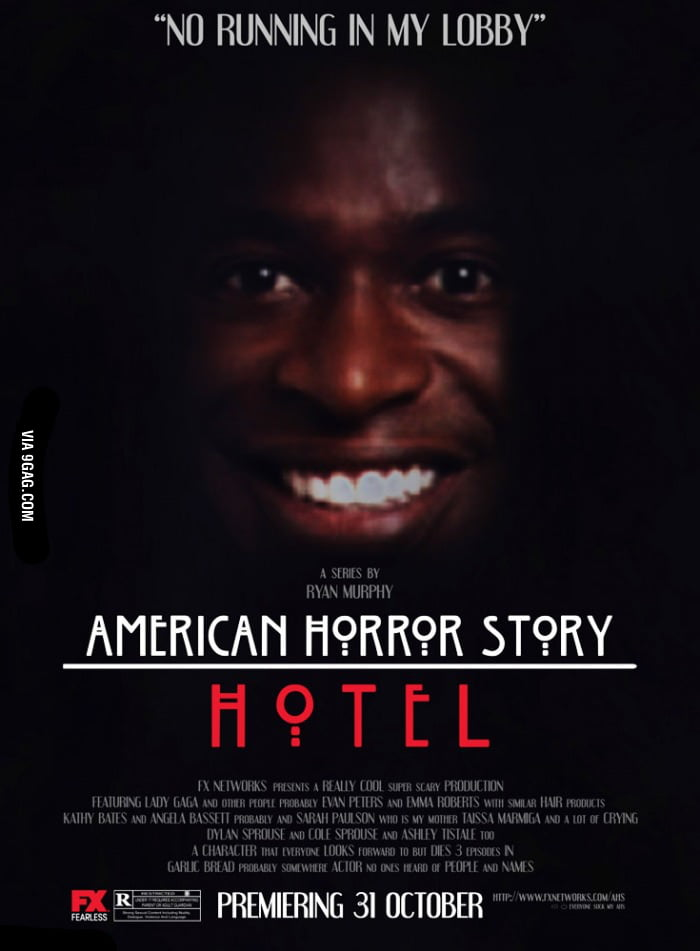 I hope everyone's prepare for the scariest season of American Horror Story ever