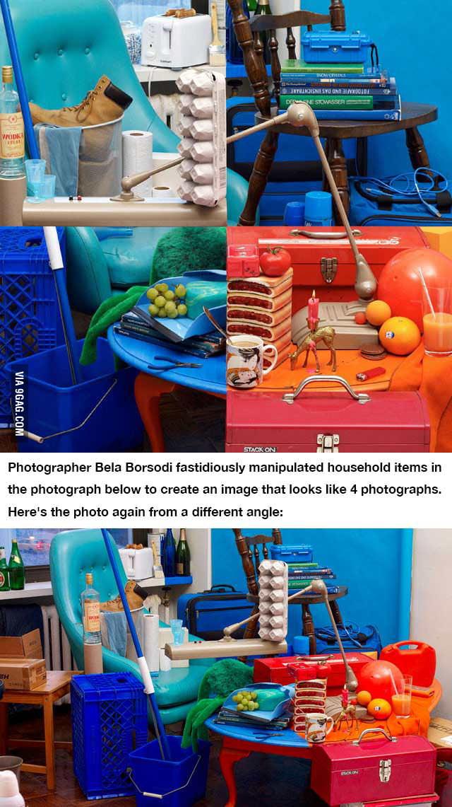 4 nice individual photographs... wait!
