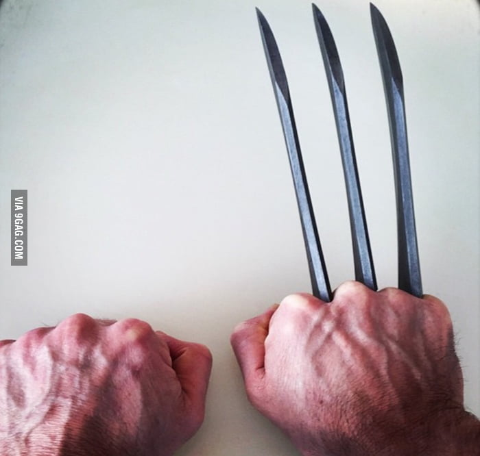 Hugh Jackman shared this and said 'Wolverine one last time'...