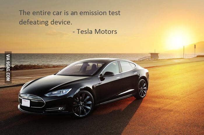 Tesla's latest ad