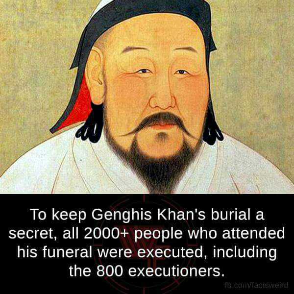 Who executed the other executioners?