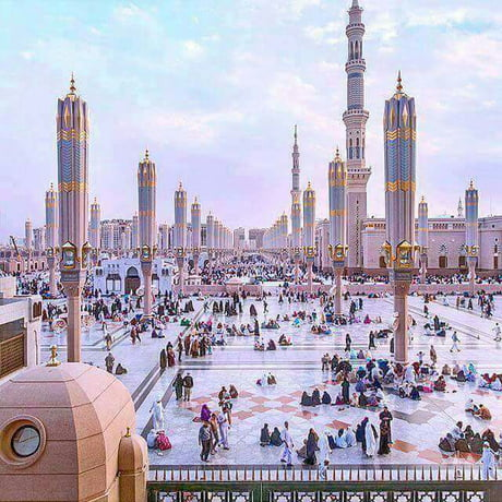 Looks like something out of Starwars but its the City of Medina, Saudi Arabia: The,best,free,download