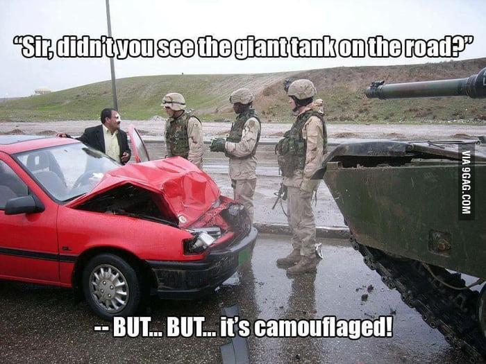 John Cena's tank