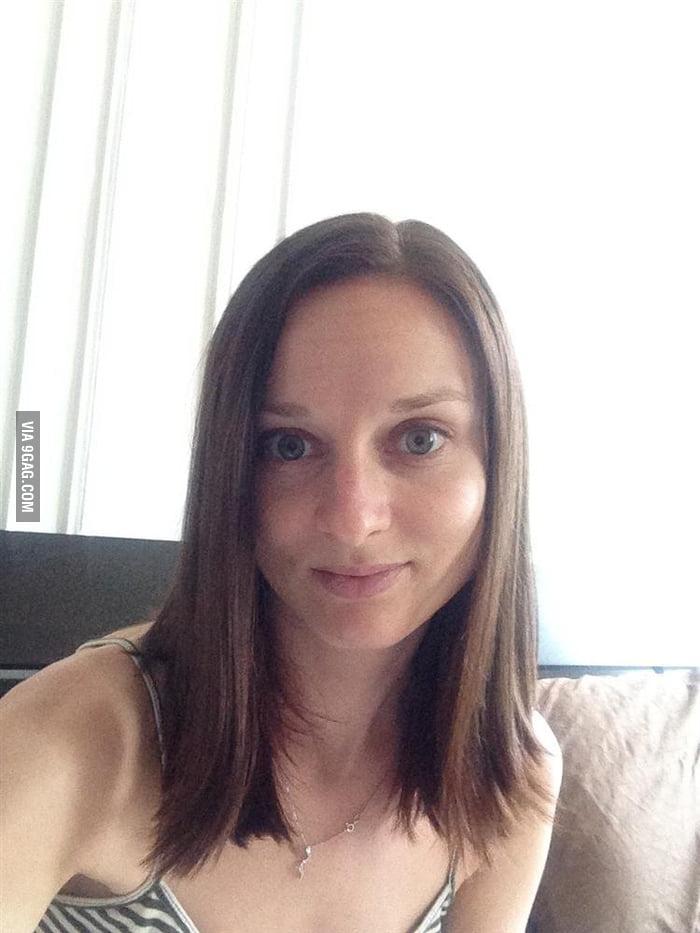 She has been told she looks like a female Elijah Wood