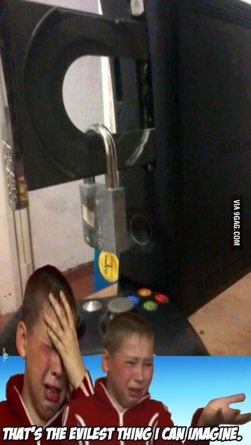 Now that's a f**king punishment