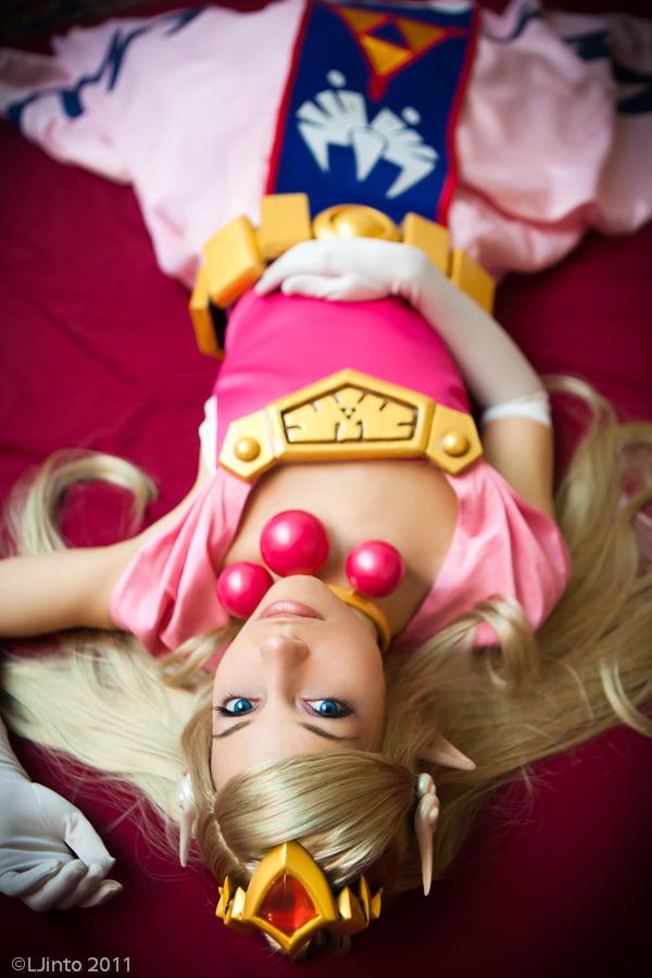 Zelda Cosplay, akuriko