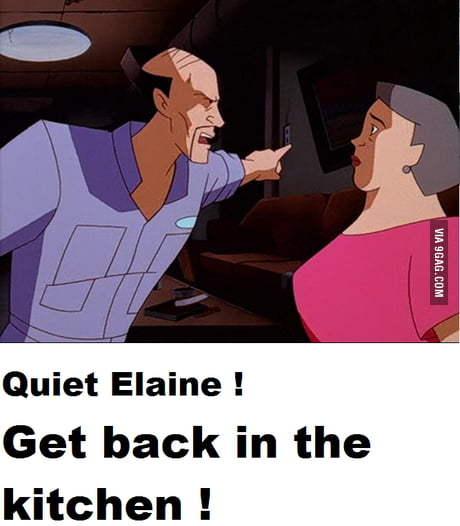 Get Back In The Kitchen 9gag