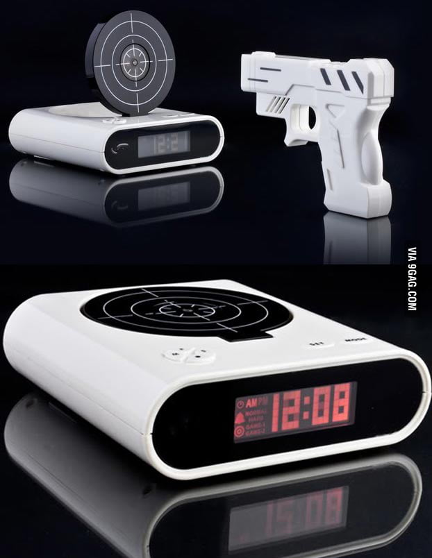 Alarm Clock, WANT