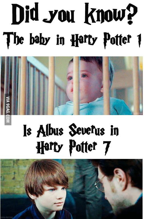 Harry Potter mind f**k