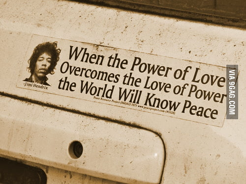 Words of Jimi Hendrix