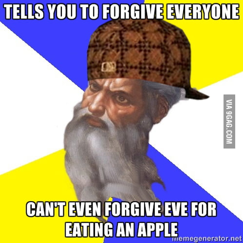 Scumbag God Strikes Again